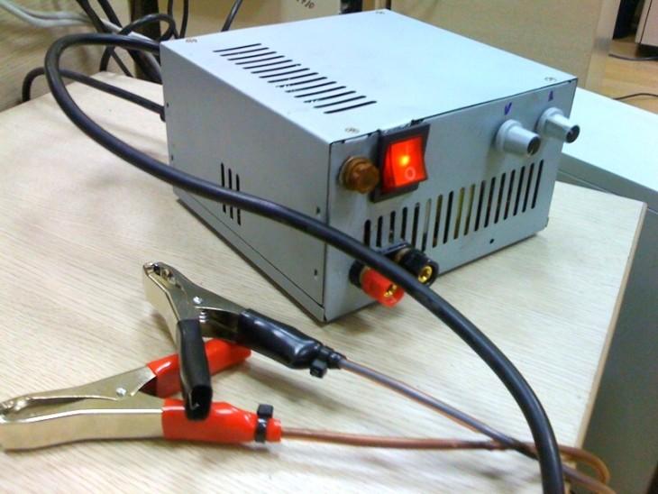 Простейшее USB устройство для зарядки аккумуляторов
