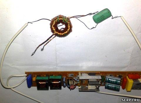 Трансформатор для светодиодных ламп своими руками