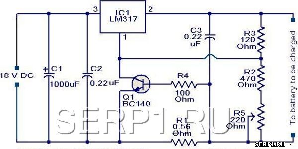 battery-charger-circuit-using-lm-317