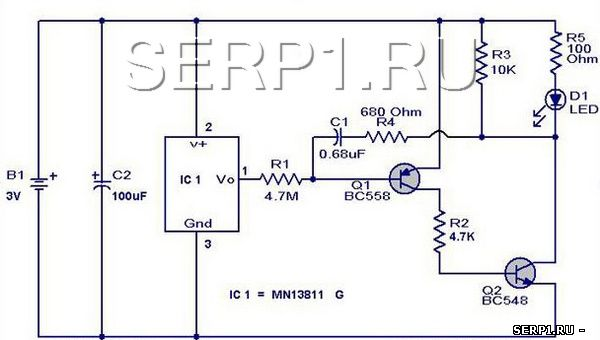battery-monitor-circuit