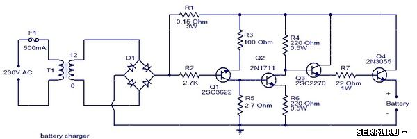 ni-cd-battery-charger-circuit