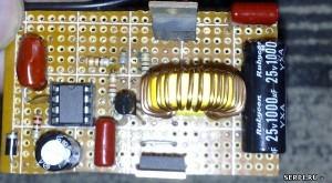 Зарядное для ноутбука в машину своими руками 52