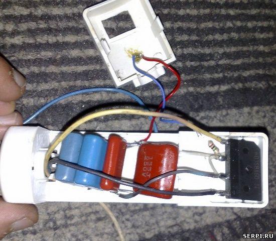 Пусковое устройство для автомобиля из аккумулятора своими руками