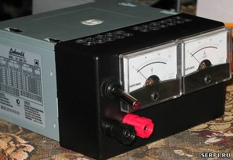 Выпрямитель для заряда аккумулятора