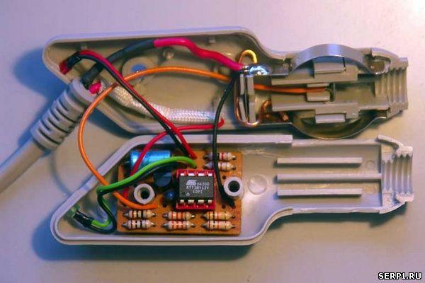 Индикатор заряда аккумулятора от солнечной батареи